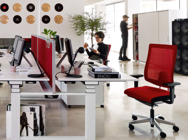 Boardroom Chairs / Office Seating / Task Chairs