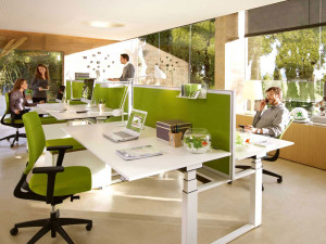 Fuze Business Interiors #officedesign #officespace #sitstand