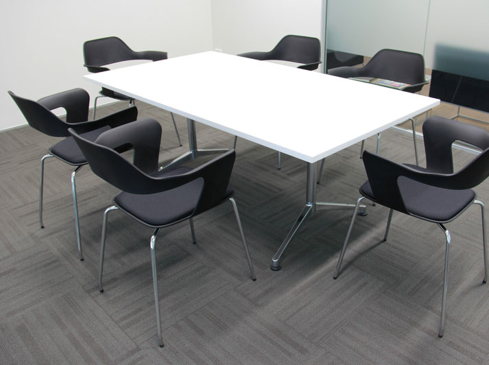 UR Table from Fuze Business Interiors