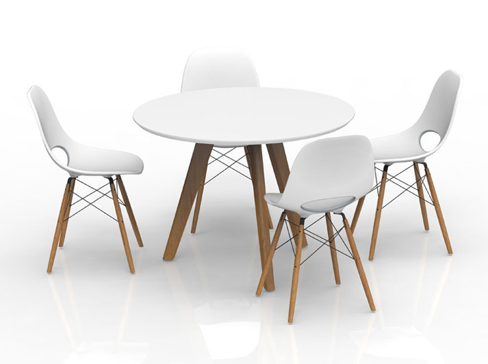 Oslo meeting table