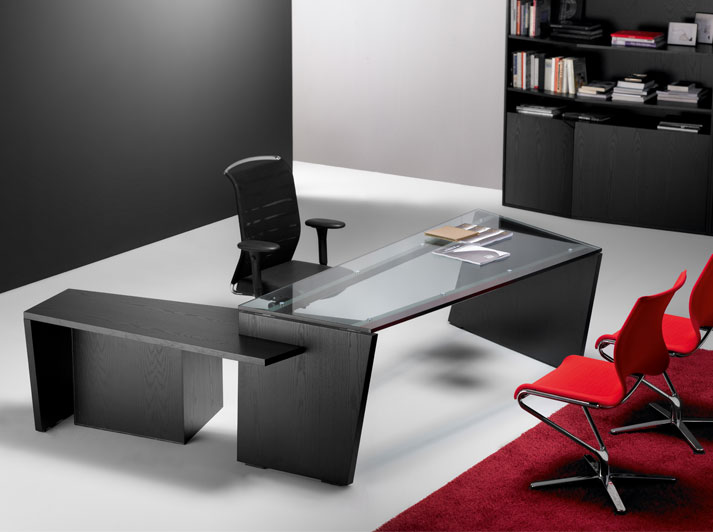 Origami office desk