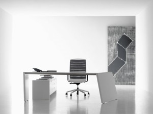 Origami office desk