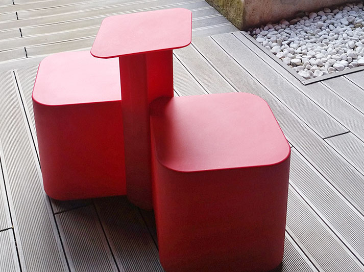 Friends Stool