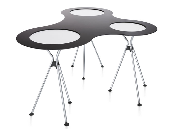 High Meet Table #fuzeinteriors #sedus