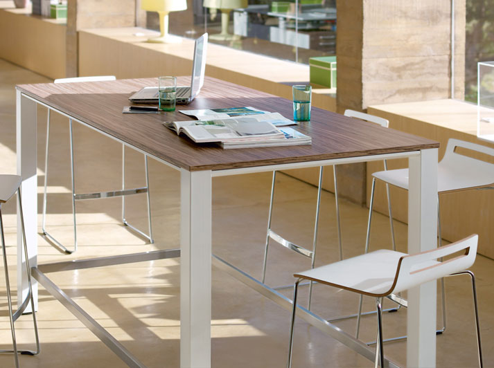 Temptation High Desk #fuzeinteriors #sedus