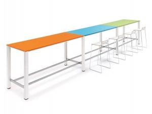Temptation High Desk #fuzeinteriors #sedus
