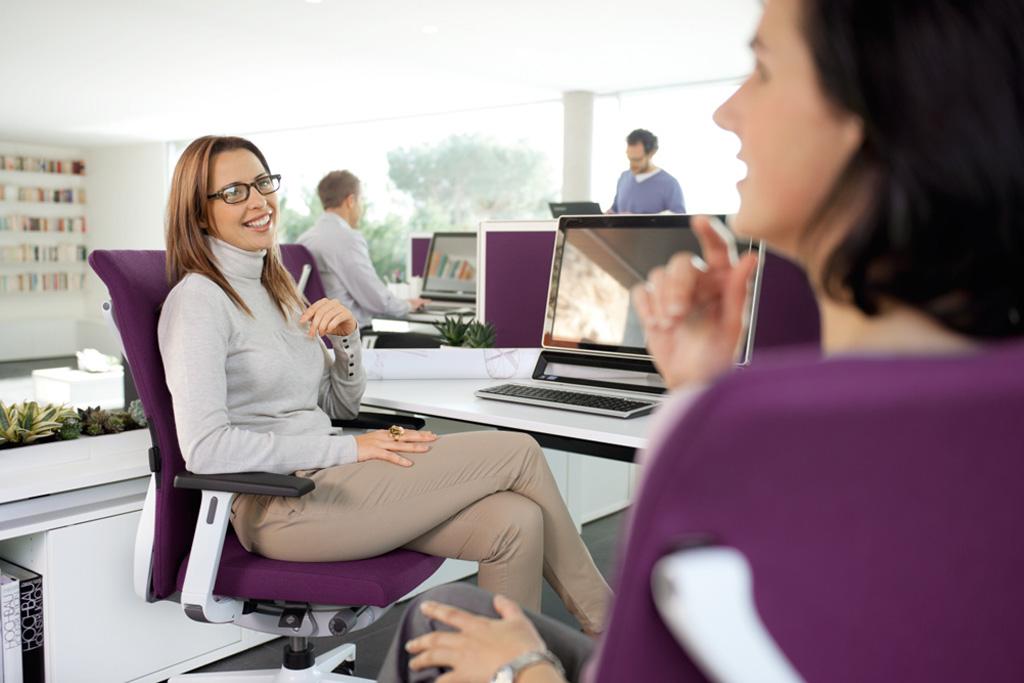Desk Job #sedus #fuzeinteriors