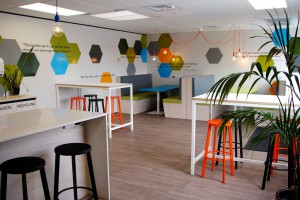 LR Limited fitout by Fuze Business Interiors