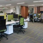 MSC fitout by Fuze Business Interiors