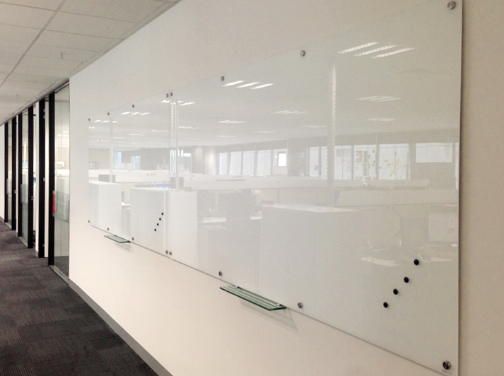 Magnetic Glass Boards Fuze Business Interiors