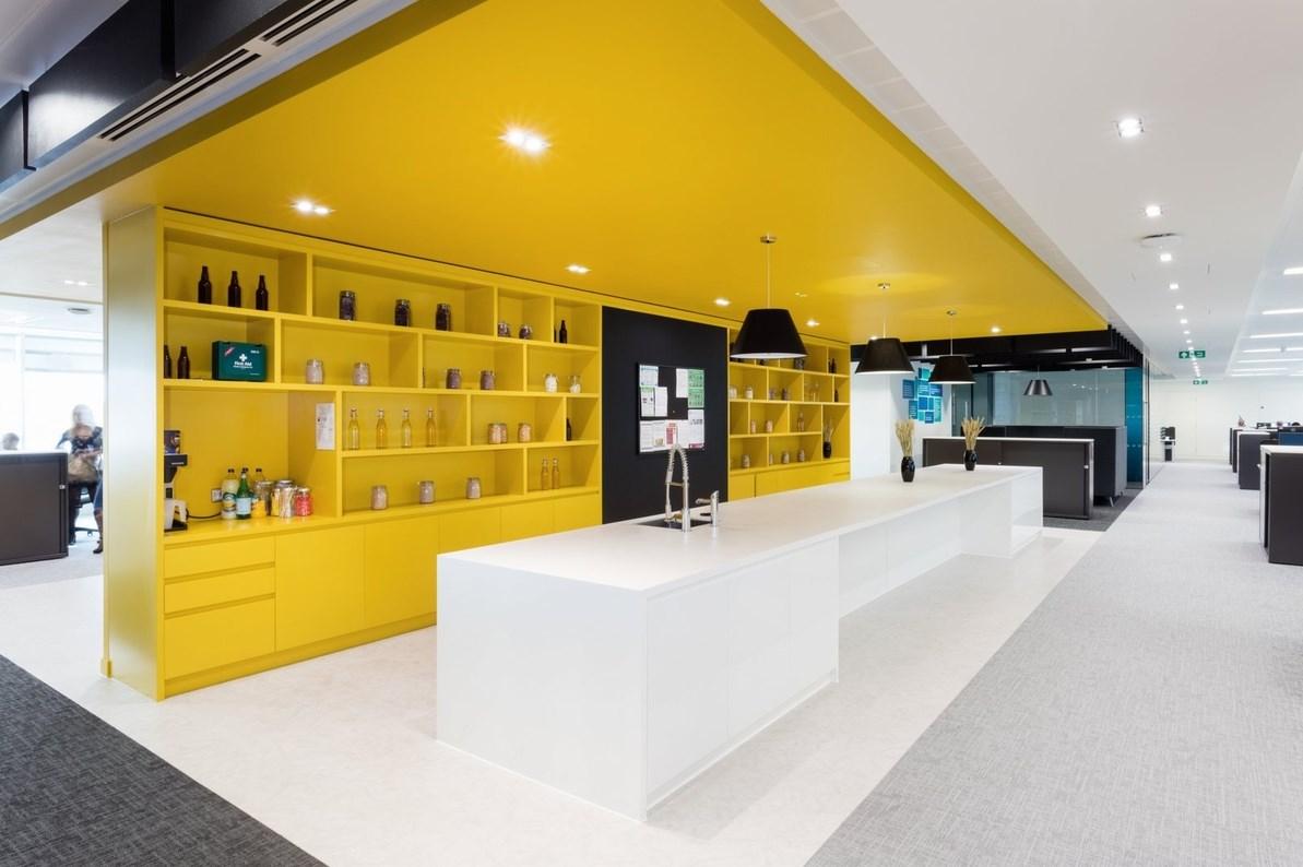 Creative Office Cafe Ideas 10