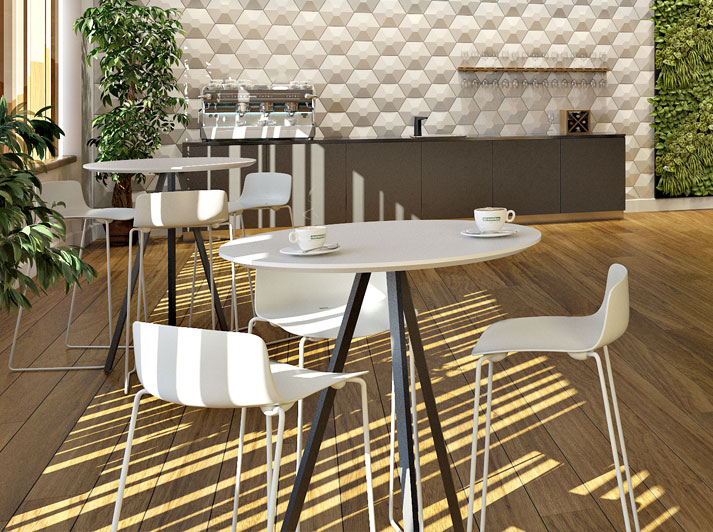 Coco  Cafe Seating  Fuze Business Interiors
