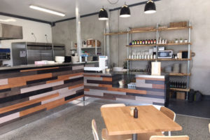 Marua Rd Cafe Custom Counter